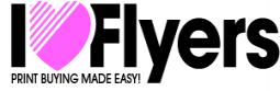 I Love Flyers logo