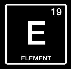 Element 19 logo